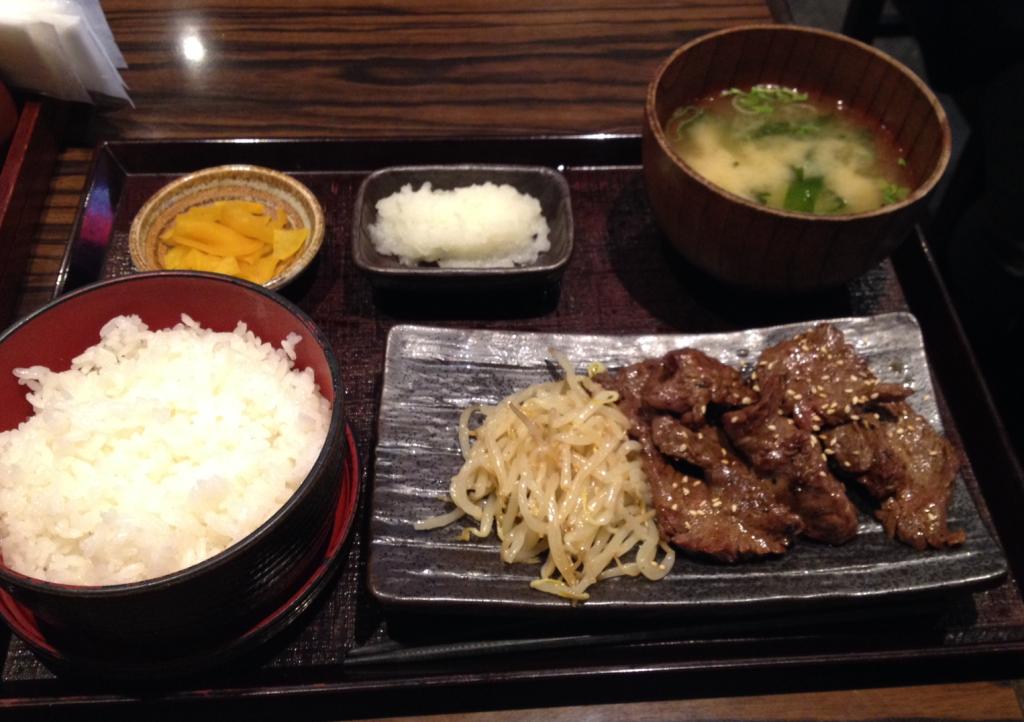 Takuan in meinem Mittagessen