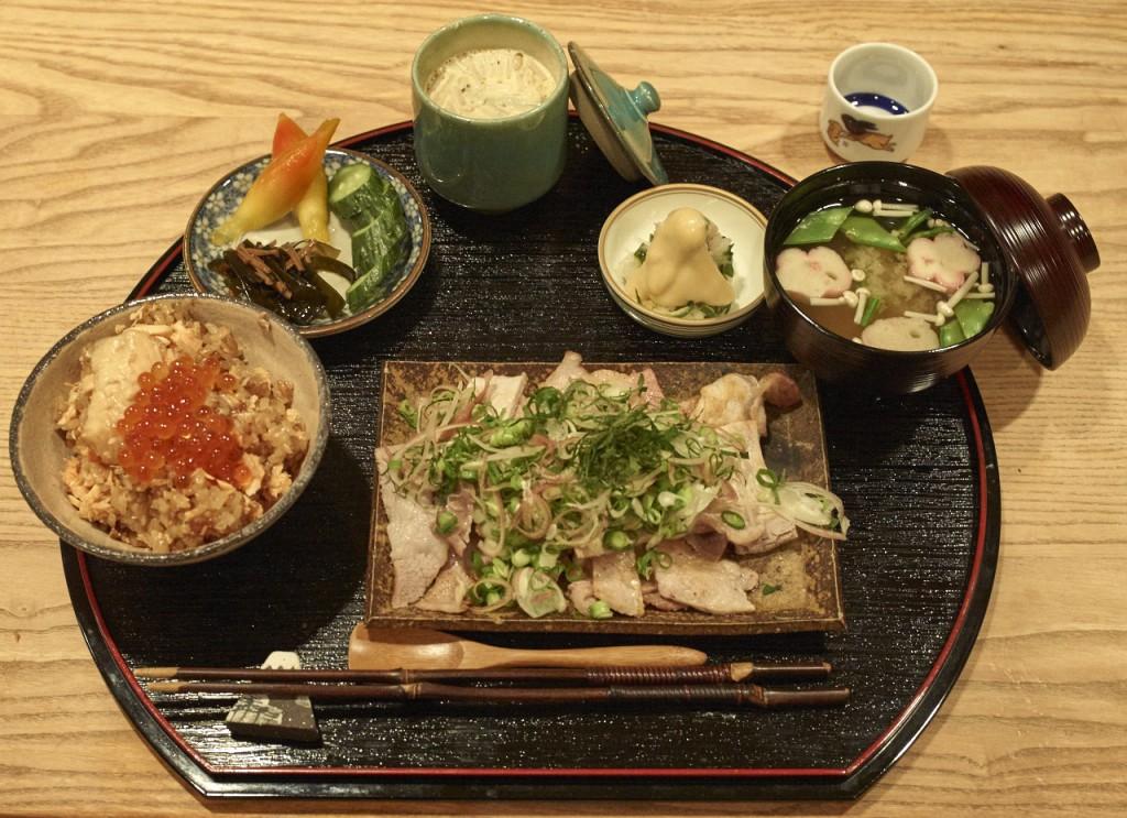 Japanische Küche – The Taste of Japan