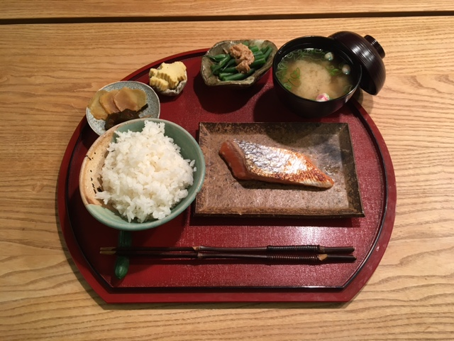 A Japanese 15-Minute-Meal