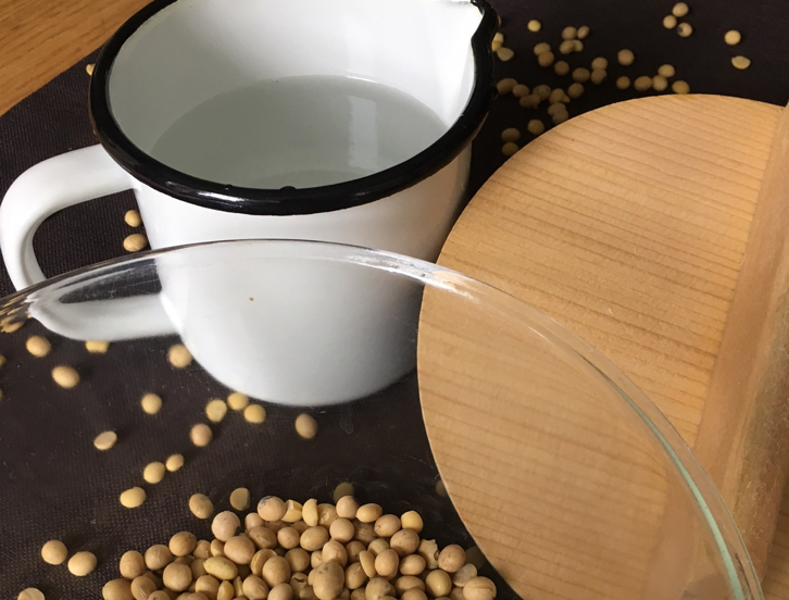 From the kitchen lab: Making tofu at home