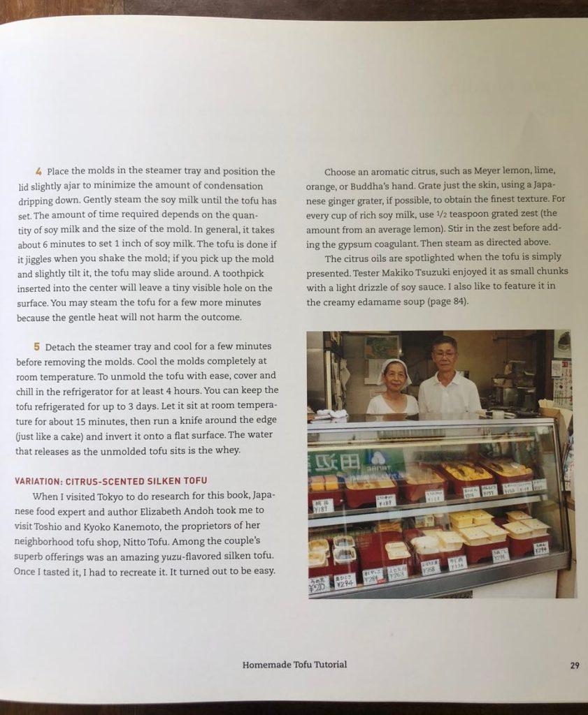 Inhaber des besten Tofu-ya in Tokio: Toshio und Kyoko Kanemoto