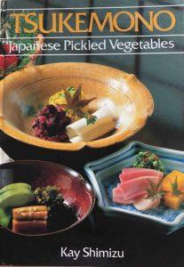 Buchcover Tsukemono von Kay Shimizu