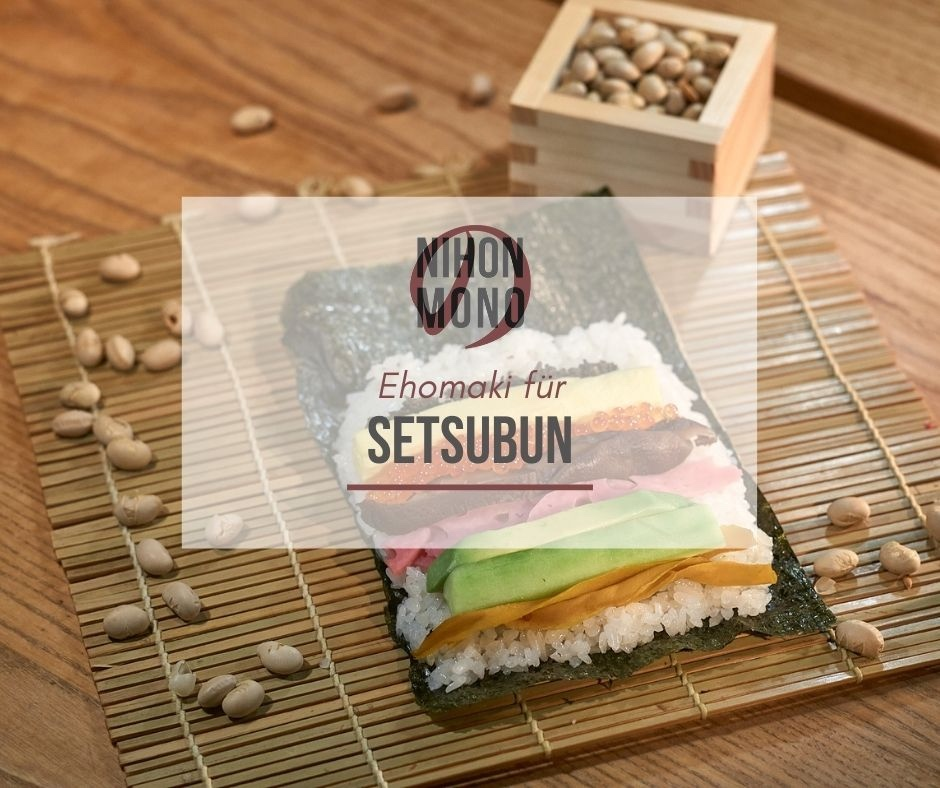 In Japan beginnt der Frühling mit Setsubun und Sushi